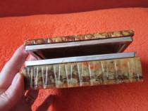 Cadou deosebit- caseta , cutie alabaster-made in Italia