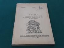 Cartea personalului de explatare a cazanelor industriale de