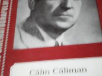Jean Mihail -carte de Calin Caliman