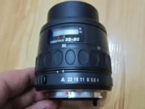 Obiectiv Pentax-F SMC 1:4-5.6 de 35-80mm SLR-curat,ieftin