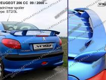 Eleron tuning sport portbagaj Peugeot 206 CC 2000-2008 v4