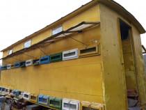 Remorcă apicolă pentru 48 de familii