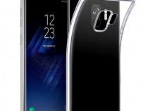 Samsung s9 s9 plus - husa ultra slim 0.3mm silicon transpare