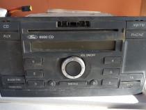 Radio cd ford focus in stare buna cu livrare in toata tara