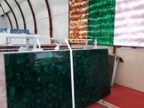 Piatra semipretioasa onix verde inchis