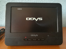 DVD Player Portabil Odys Seal 7, Ecran 7 inch, Acumulator Re