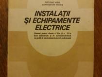 Instalatii si echipamente electrice - Tehnologia meseriei
