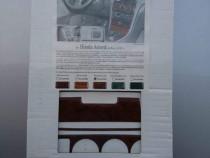 Ornamente mahon Honda accord CC7, CD7, CE1, CE2!