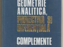N.Mihaileanu-Geometrie analitica ,proiectiva si diferentiala