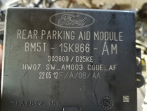 BM5T-15K866-AM Modul senzori parcare Ford focus 3 1.6 tdci
