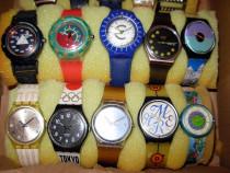Ceasuri swatch -colectie-50 bucati