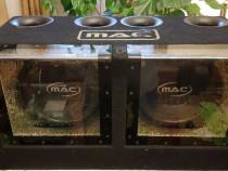 Subwoofer auto Mac Audio 2 x 300W / 2 x 25cm / 2 x 4 ohm