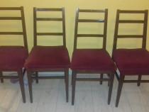 Set scaune tapitate stare f.buna