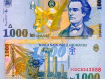 Lot 4 bancnote romania 1998-2000 - unc