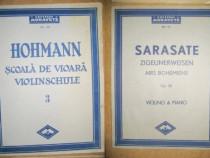9969-Moravetz Timisoara-4 Reviste partituri-Studii de vioara