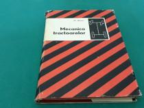 Mecanica tractoarelor/ gh. nițescu/ 1973