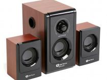 Boxe Multimedia 2.1 Serioux Soundboost ht2100c 16W RMS PRODU