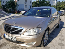 Mercedes S 320 CDI Gold Impecabil