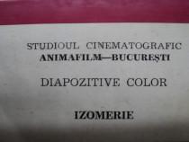 """Colectie: diapozitive """"izomerie"""" vintage 1977"""