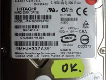 "Hard Disk IDE 2,5"" HDD-60 Gb Hitachi Model: DK23FA"