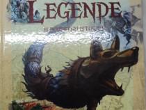 """Colectie: atlas """"legende si povestiri istorice"""" ilustrat"""