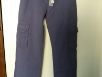 Pantaloni YCC Collection gri petrol noi