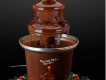 Fantana de ciocolata, fondue fountain DH