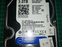 HDD WD Blue 3TB WD30EZRZ - 16% Health