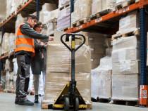 Staffline angajeaza Operatori Depozit cu Engleza medie