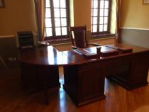 Mobilier pentru birou din lemn masiv
