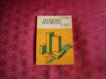 Manual de Geometrie descriptiva pentru licee