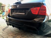 Difuzor ornament extensie bara spate BMW E90 E91 05-09 v1