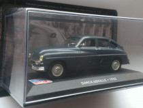 Macheta Simca Abeille 1955 - Altaya 1/43