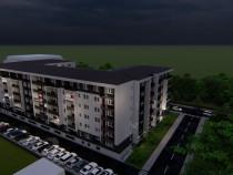 Apartament 2 camere Oltenitei, imobil nou, balcon