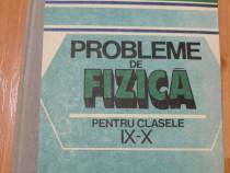 Probleme de fizica IX X de A. Hristev, D. Manda sa
