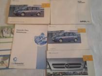 Manual de utilizare Opel Meriva