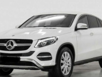 Mercedes gle 350 coupe 2016 88000 km alb full