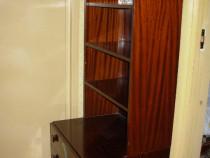 Biblioteca mica din lemn pentru hol sau dormitor