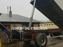 Kit basculare hyva tractor agricol
