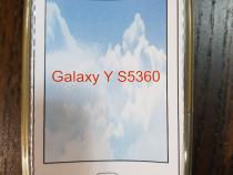 Husa transparenta Samsung Y S5360 - nou blister