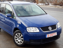 VW Touran 2.0 Tdi, an 2005, Import Germania