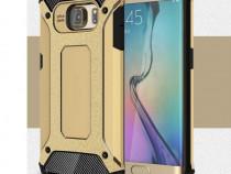 Folie full ecran Husa SAMSUNG Galaxy S6 EDGE G925 modele dif
