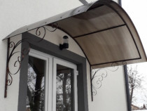 Confecționam Garduri,balustrade,copertine