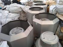 Ventilatoare industriale pentru extras fum, System Air