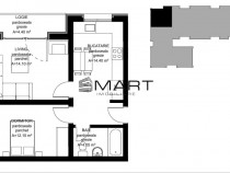 Apartament 2 camere parter zona Calea Cisnadiei