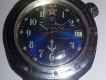 Ceas Wostok Komandirskie Submarine