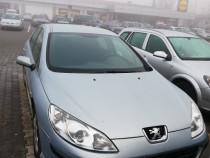 Peugeot 407 din 2010 în Rate