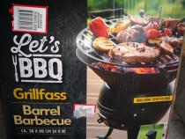 Gratar Barbecue din fontă ! (Nou!)