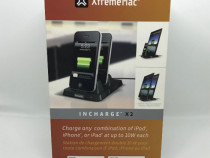 Statie incarcare XtremeMac Incharge X2 / Pod/iPhone/iPad