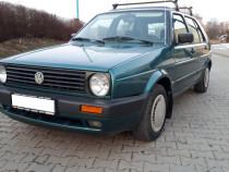 Vw Golf 2 - 1,6 Cm - Turbo Diesel